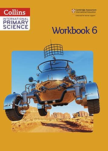 9780007586295: Collins International Primary Science - Workbook 6