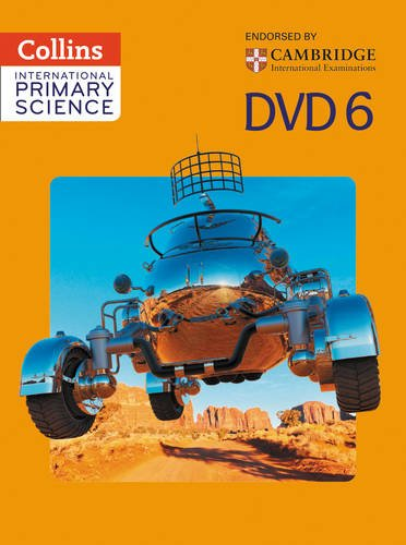 9780007586301: Collins International Primary Science - International Primary Science DVD 6