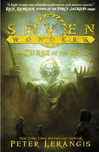 9780007586554: The Curse of the King (Seven Wonders)