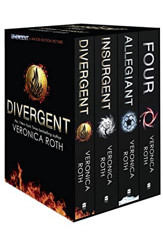 9780007588503: Divergent Series Boxed Set (Plus World of Divergent)