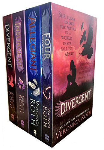 9780007588503: Divergent Series Boxed Set (Plus World of Divergent)