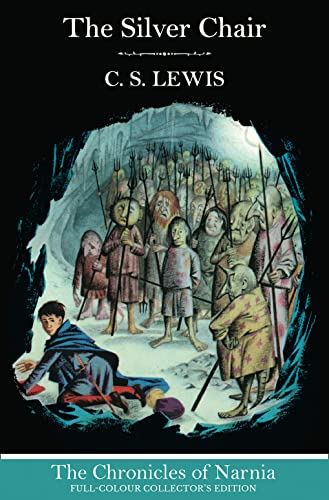 9780007588572: CHRONICLES OF NARNIA-SILVER_HB