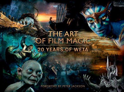 9780007588596: The Art of Film Magic: 20 Years of Weta
