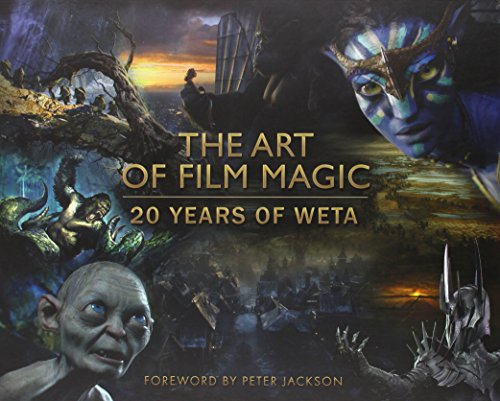 9780007588596: The Art of Film Magic: 20 Years of Weta