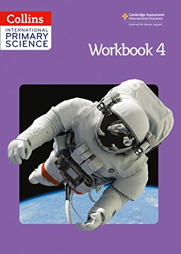9780007588640: Collins International Primary Science - International Primary Science Workbook 4