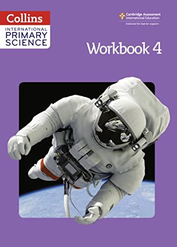 9780007588640: Collins International Primary Science - Workbook 4