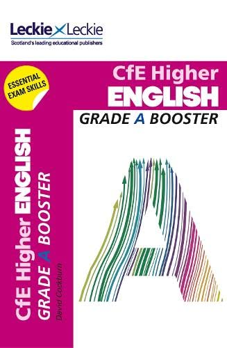 9780007589012: CFE Higher English Grade Booster
