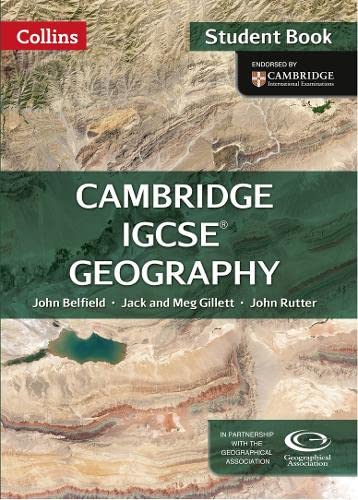 9780007589067: Collins Cambridge IGCSE®. Geography. Student book. Per le Scuole superiori
