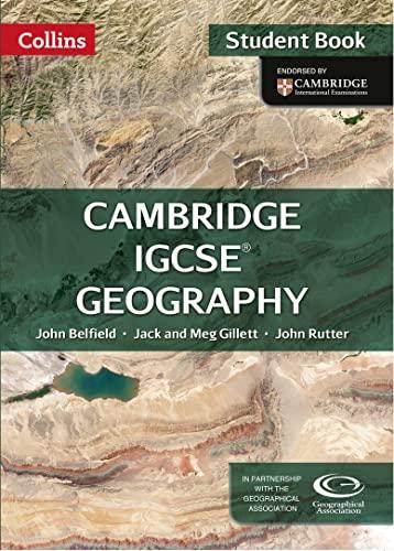 9780007589067: Collins Cambridge IGCSE - Cambridge IGCSE Geography Student Book
