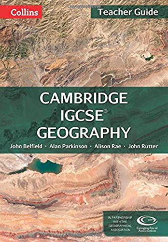 9780007589074: Cambridge IGCSE® Geography: Teacher Pack (Collins Cambridge IGCSE ®)