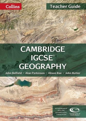 9780007589074: Collins Cambridge IGCSE ® - Geography Teacher Pack: Cambridge IGCSE ® [New Edition]