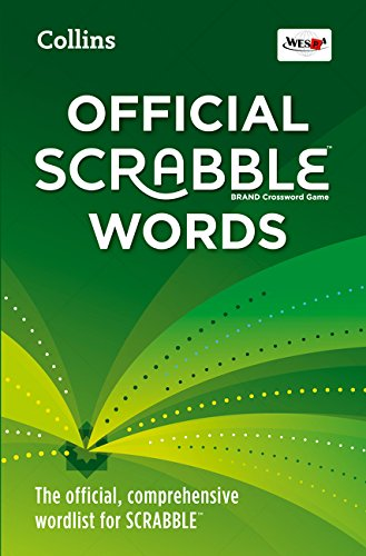 9780007589081: Collins Official Scrabble Words