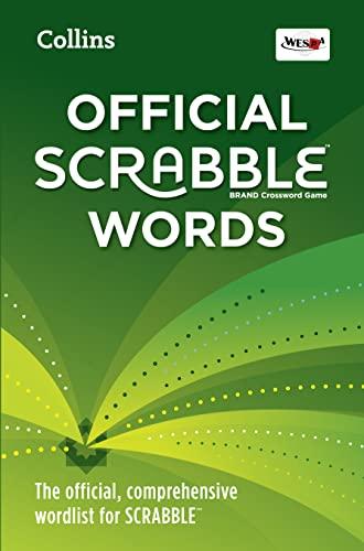 9780007589081: Collins Official Scrabble Words
