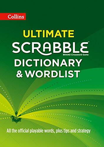 9780007589098: Collins Ultimate Scrabble Dictionary and Wordlist
