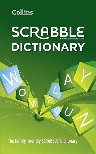 9780007589128: Collins Scrabble Dictionary: The Family-Friendly Scrabble Dictionary
