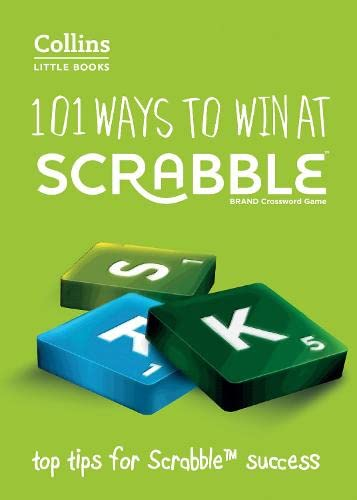 9780007589142: 101 Ways to Win at Scrabble (Collins Little Books)