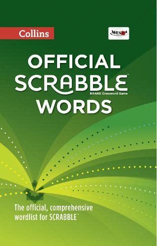 9780007589166: Collins Official Scrabble Words