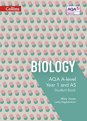 9780007590162: Biology Student Book 1 (Collins AQA A-Level Science)