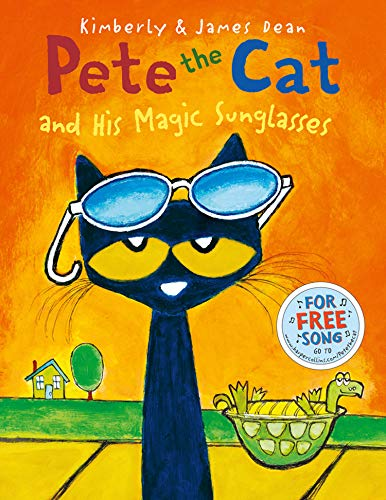 9780007590780: Pete the Cat and His Magic Sunglasses