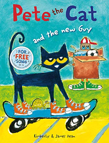 9780007590803: Pete the Cat and the New Guy