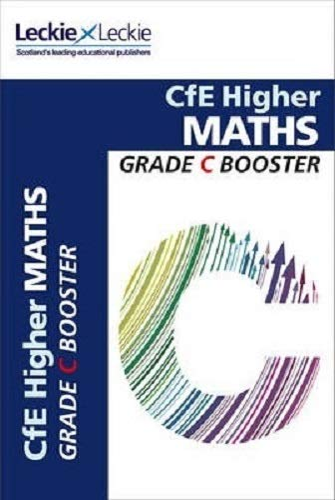 9780007590827: Cfe Higher Maths Grade Booster