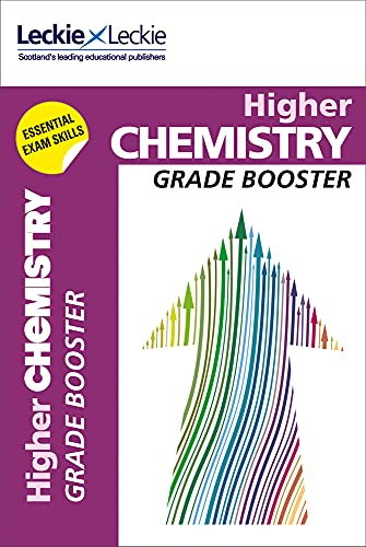 9780007590841: Grade Booster - CfE Higher Chemistry Grade Booster