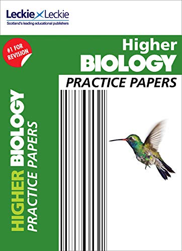 9780007590926: Practice Papers for SQA Exams - CfE Higher Biology Practice Papers for SQA Exams