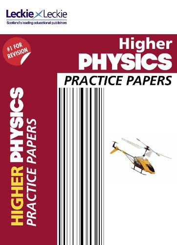 9780007590940: CfE Higher Physics Practice Papers for SQA Exams (Practice Papers for SQA Exams)