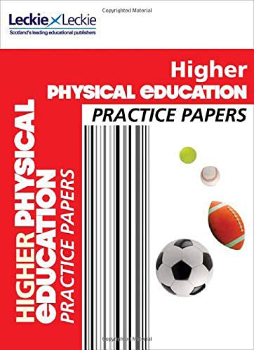9780007591008: CfE Higher Physical Education Practice Papers for SQA Exams