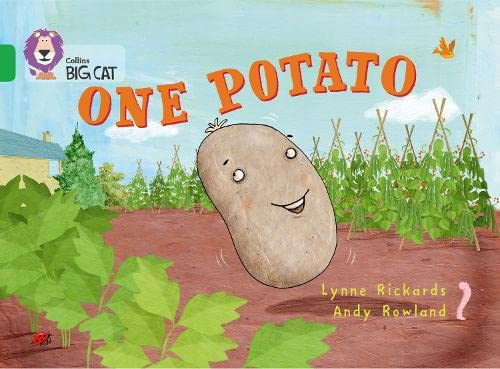9780007591022: Collins Big Cat — One Potato: Green/Band 05