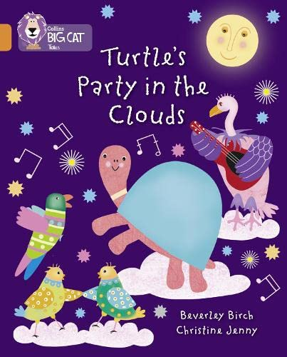 9780007591060: Collins Big Cat - Turtle's Party In The Clouds: Orange/Band 06