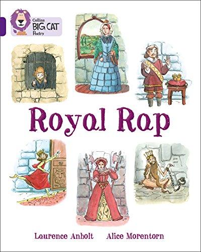 9780007591138: Royal Rap: Band 08/Purple (Collins Big Cat)