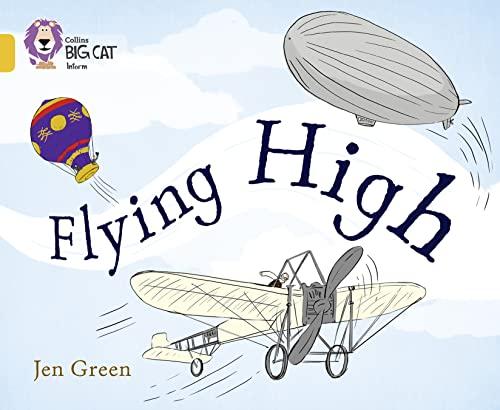 Collins Big Cat - Flying High: Gold/Band 09: Green, Jen