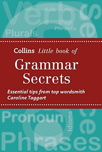 9780007591305: Collins Little Book of Grammar Secrets (Collins Little Books)