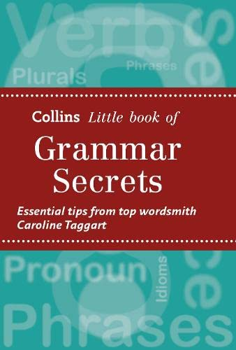9780007591305: Collins Little Book of Grammar Secrets (Collins Little Books)