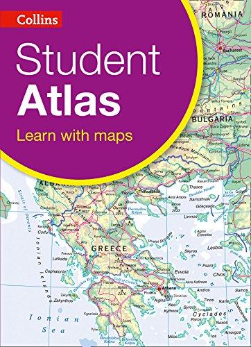 9780007591381: Collins Student Atlas (Collins Student Atlas)