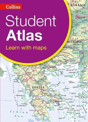 9780007591398: Collins Student Atlas (Collins Student Atlas)
