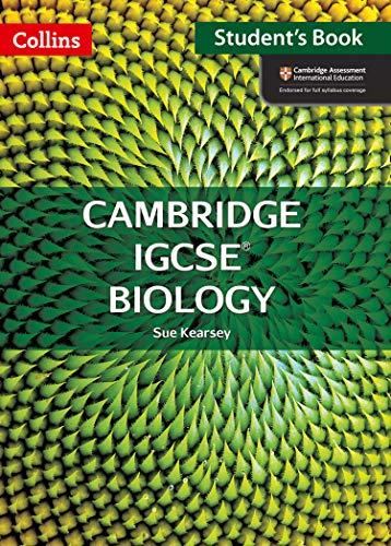 9780007592524: Cambridge IGCSE biology. Per le Scuole superiori