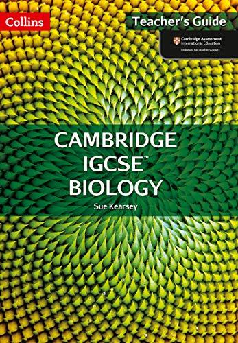 9780007592647: Cambridge IGCSE® Biology: Teacher Pack (Collins Cambridge IGCSE ®)