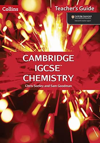 9780007592661: Collins Cambridge IGCSE � - Chemistry Teacher Pack: Cambridge IGCSE � [Second Edition]