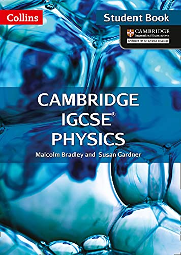 9780007592678: Cambridge IGCSE® Physics: Student Book (Collins Cambridge IGCSE ®)