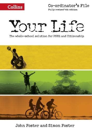 9780007592722: Your Life - KS3 Co-ordinator's File
