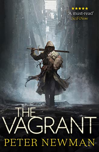 9780007593132: The Vagrant (The Vagrant Trilogy)