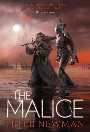 9780007593170: The Malice (The Vagrant Trilogy)