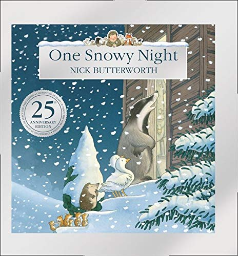 9780007594436: One Snowy Night (25th Anniversary Edition)