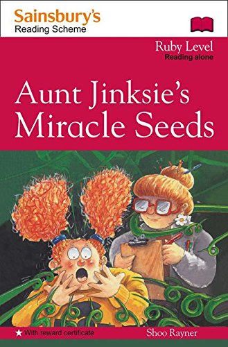9780007594986: Aunt Jinksie's Miracle Seeds