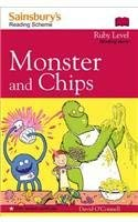 9780007595013: Monster and Chips (Monster and Chips, Book 1)