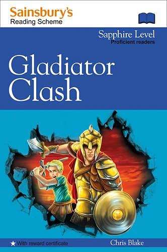 9780007595020: Gladiator Clash (Time Hunters, Book 1)