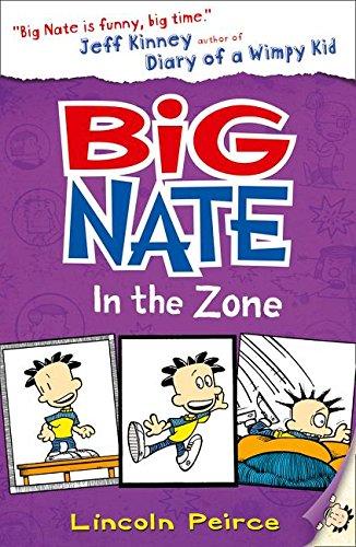 9780007595600: big nate in the zone
