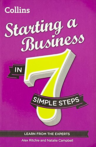 9780007596782: Starting a Business in 7 Simple Steps